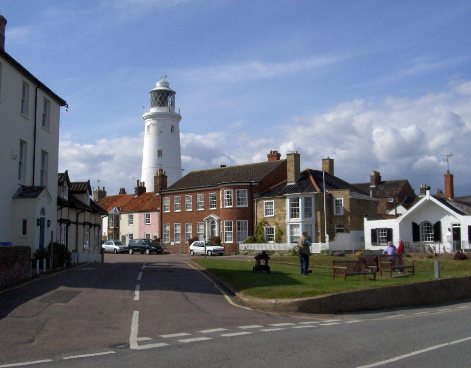 Photo lighthouse Southwold