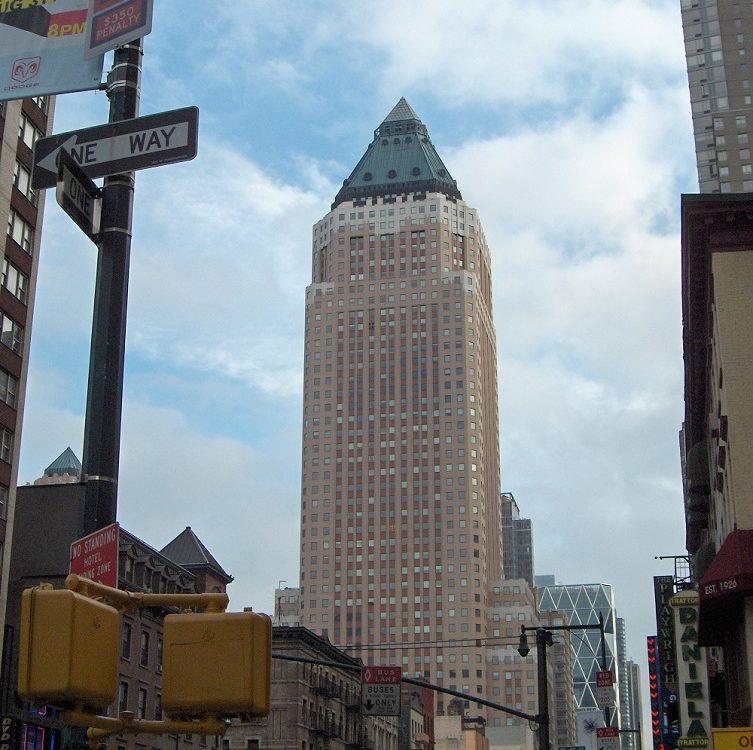 Skyscraper Manhattan